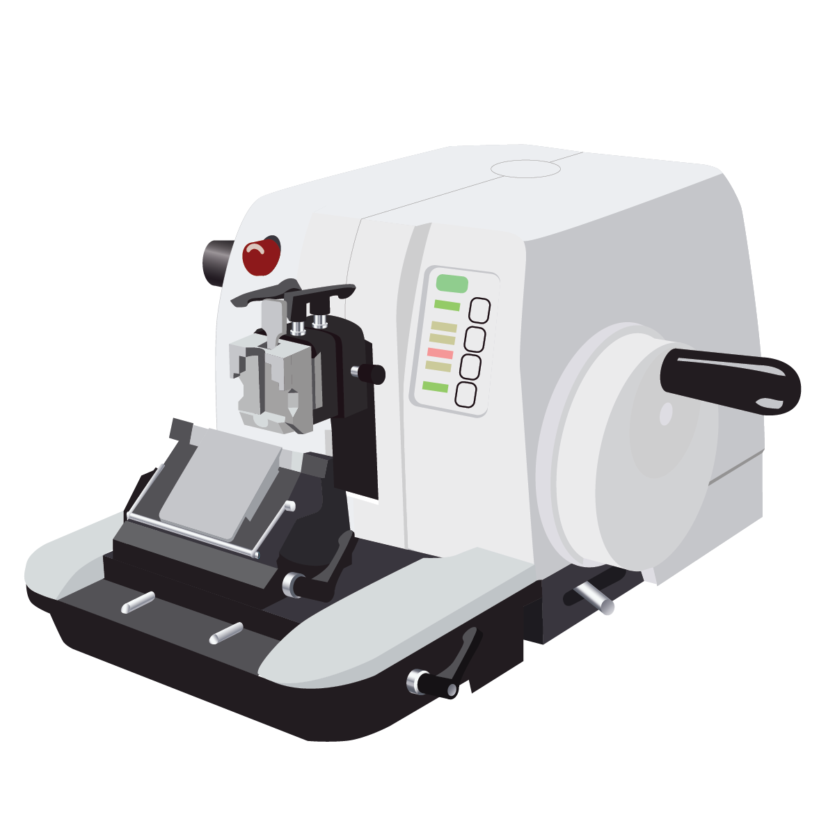 Microtome FFPE Sectioning
