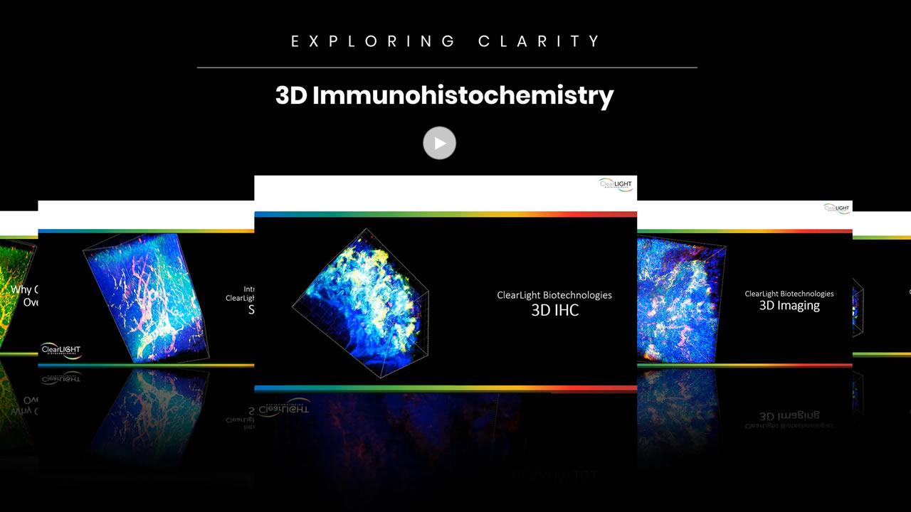 Exploring CLARITY 3D IHC Thumbnail 720