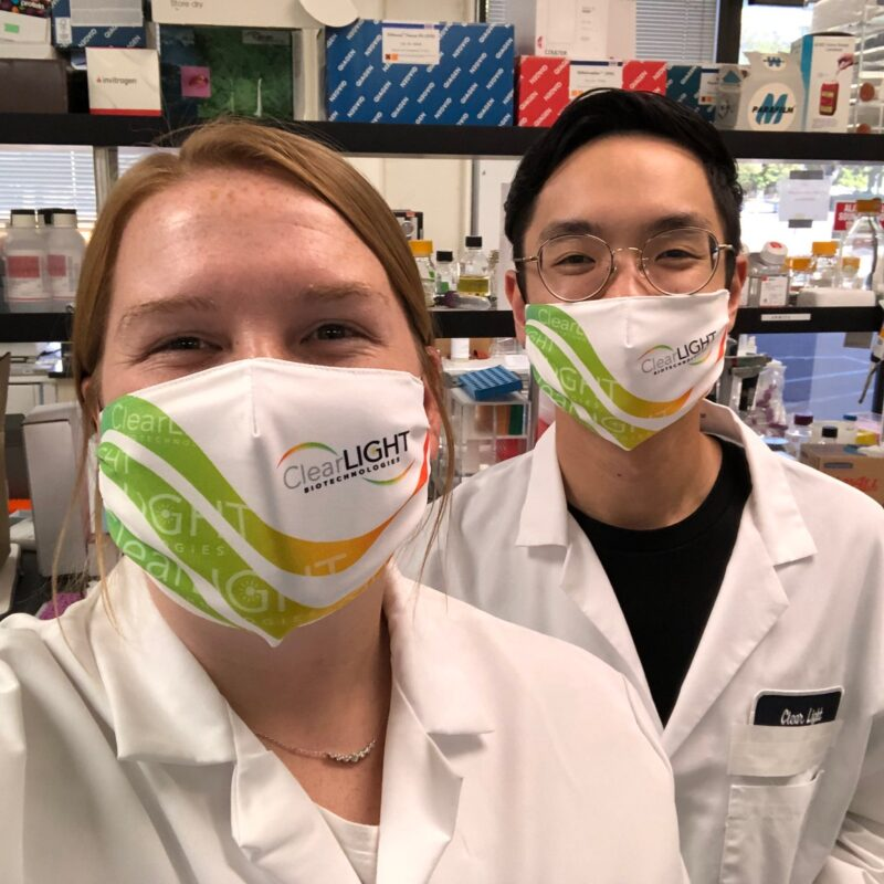 Members of ClearLight Biotechnologies Science Team - Press Resources