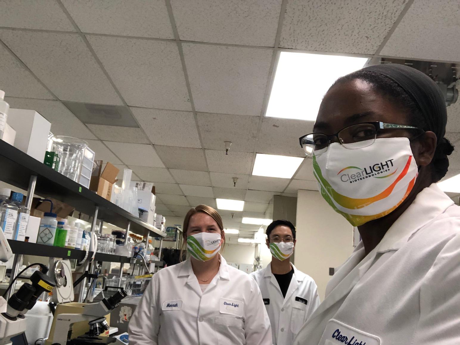 Dr. Sharla White and Team