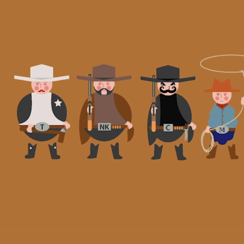 The Cast of Characters in the Tumor Microenvironment is Reminiscent of the Wild West